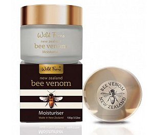 Wild Ferns Bee Venom Moisturiser with Active Manuka Honey