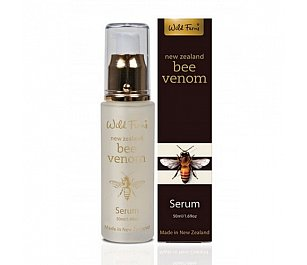 Wild Ferns Bee Venom Serum with Active Manuka Honey